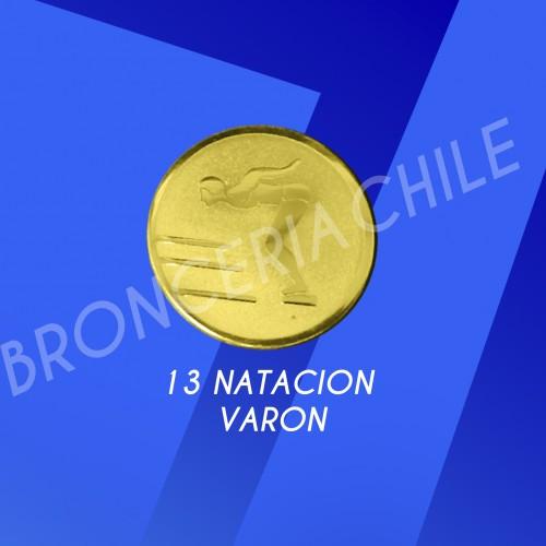 13 NATACIÓN VARÓN
