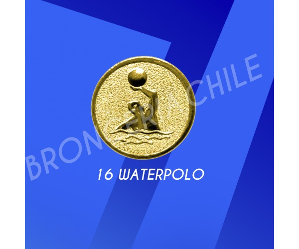 16 WATERPOLO